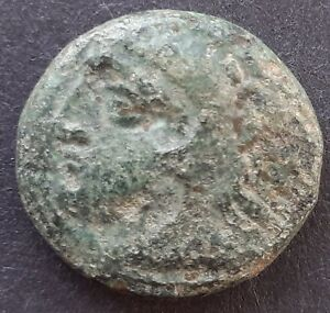 ANCIENT GREEK COINS. MACEDONIAN EMPIRE ALEXANDER III THE GREAT  336 323BC