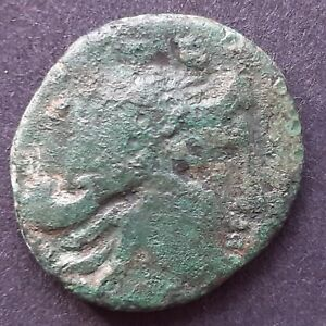 ANCIENT GREEK COIN. THRACE LYSIMACHIA IIICENT BC.