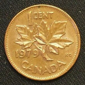 1979 CANADA ONE CENT   0670