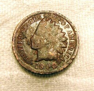 AA317 1900 INDIAN HEAD CENT