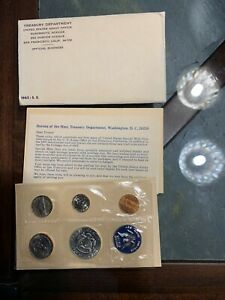 1965 US MINT UNCIRCULATED COIN SPECIAL SET  PHILA. MINT