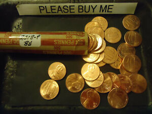 2018 P ROLL OF LINCOLN CENTS         C/S & H
