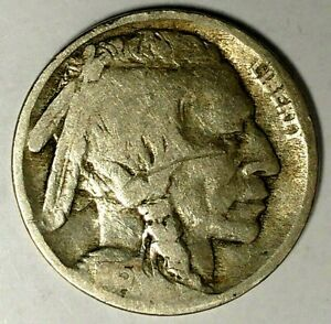 1915 P 5C BUFFALO NICKEL 17LHL0708