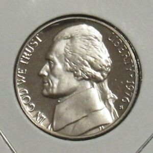 1976 S PROOF JEFFERSON NICKEL
