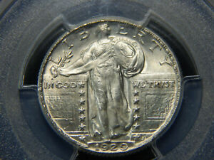 1929 25C STANDING LIBERTY QUARTER MS 64FH PCGS GREAT COIN