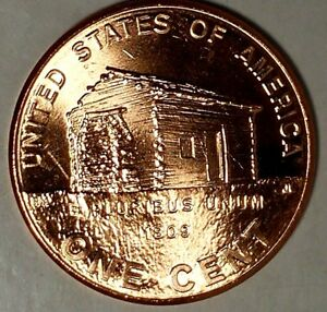 2009 D 1C LINCOLN BICENTENNIAL CENT BP18LL0927  BU ONLY 50 CENTS FOR SHIPPING