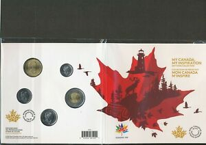 Click now to see the BUY IT NOW Price! 2017 MY CANADA MY INSPIRATION 5 UNIQUE AWARD WINNING COIN DESIGNS SET RCM FOLDER