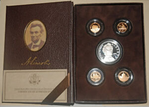 2009 S US MINT LINCOLN COIN AND CHRONICLES SET