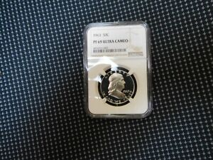 Click now to see the BUY IT NOW Price! 1963 FRANKLIN HALF DOLLAR  NGC PR 69 ULTRA CAMEO  REGISTRY SET    FRESHLY GRADED