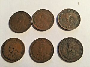 1932 George V Small Cent Mintage, Photos, Specifications