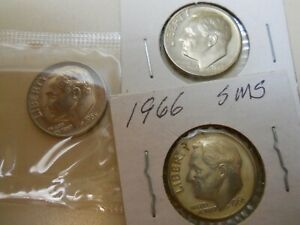 1967 Roosevelt Dime Photos, Mintage, Specifications, Errors