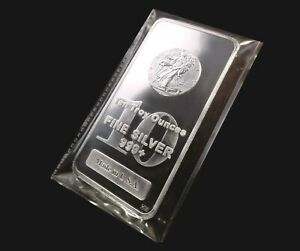 Click now to see the BUY IT NOW Price! TEN TROY OUNCES FINE SILVER 999  MADE IN USA