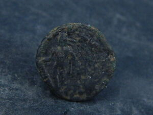 ANCIENT BRONZE COIN BACTRIAN 100 BC BR206