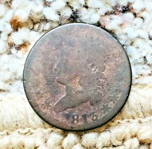 1813 CLASSIC HEAD LARGE CENT AG G