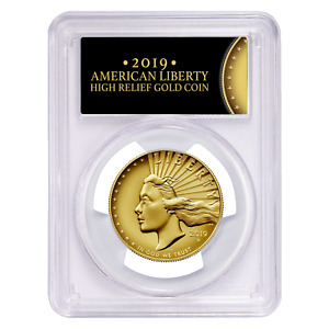 Click now to see the BUY IT NOW Price! 2019 W HIGH RELIEF AMERICAN LIBERTY GOLD SP 70 PCGS  FS    SKU200979