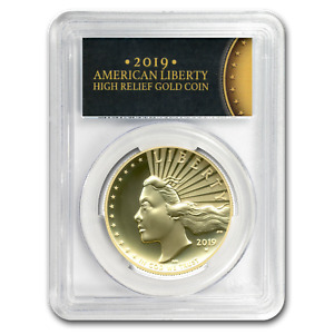 Click now to see the BUY IT NOW Price! 2019 W HIGH RELIEF AMERICAN LIBERTY GOLD SP 70 PL PCGS  FS    SKU200980