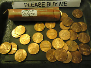 1993 P LINCOLN CENT ROLL               >> S&H   C/S <<