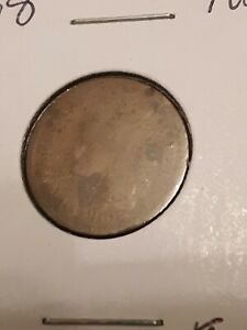1868 INDIAN HEAD CENT NICE FILLER COIN