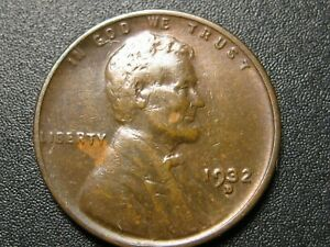 1932 D LINCOLN WHEAT PENNY   BETTER DATE   A