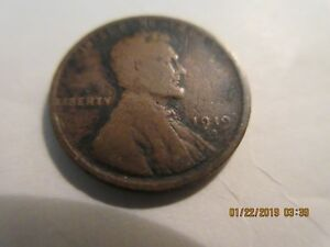 1919 D PENNY. HARD TO FIND. BUY NOW.WOW GOOD ONE.