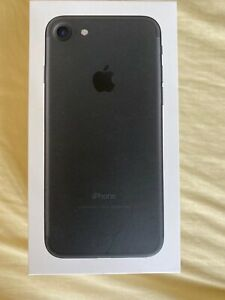 APPLE IPHONE 7   32GB   JET BLACK  UNLOCKED  A1778  GSM   AU STOCK