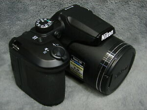 MINT NIKON COOLPIX B500 16MP DIGITAL CAMERA 40X OPTICAL ZOOM FULL   HD WIFI DSLR