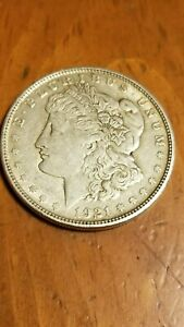 1921 S MORGAN SILVER DOLLAR $1 SAN FRANCISCO MINT NICE COLLECTOR COIN UNGRADED