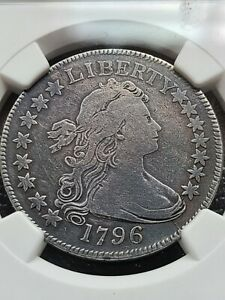 Click now to see the BUY IT NOW Price! 1796 DRAPED BUST HALF DOLLAR NGC FINE DETAILS 15 STARS  DATE
