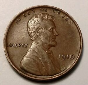 1910 LINCOLN CENT 5979