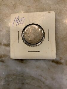 1910 LIBERTY V NICKEL CHOICE ABOUT UNCIRCULATED CONDITION