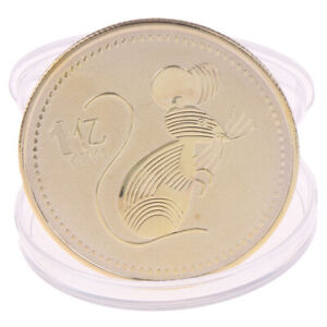 2020 RAT YEAR ONE HUNDRED MILLION CHINESE COMMEMORATIVE COIN CHALLENGE COINSJHUS