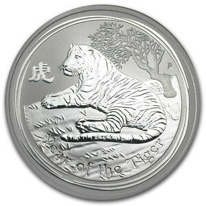 Click now to see the BUY IT NOW Price! 2010 PERTH MINT AUSTRALIA TIGER HALF 1/2 OZ SILVER COIN