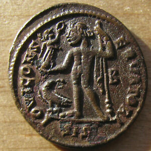 Click now to see the BUY IT NOW Price! LICINIUS I IOVI CONSERVATORI FOLLIS FROM THE SISCIA MINT