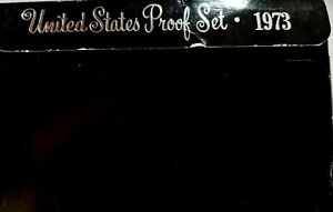 1973 S US PROOF MINT SET 6 COINS CLAD 19SHC0919 $2 SHIPPING