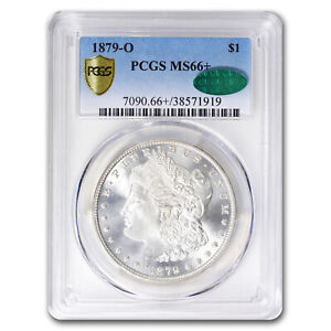 Click now to see the BUY IT NOW Price! 1879 O MORGAN DOLLAR MS 66  PCGS CAC   SKU208971