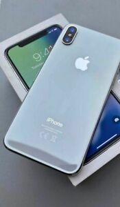 APPLE IPHONE X 64GB / 256GB   UNLOCKED   SPACE GREY / SILVER SMARTPHONE MOBILE