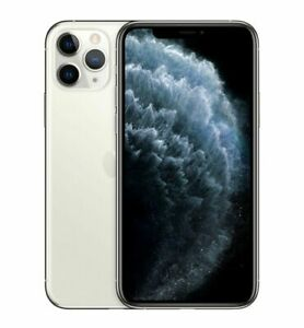 APPLE IPHONE 11 PRO MAX 256GB SILVER   FOR T MOBILE  GRADE A