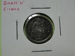 BETTER DATE 1842 O OBVERSE CUD SEATED LIBERTY DIME VF DETAILS CLEARANCE