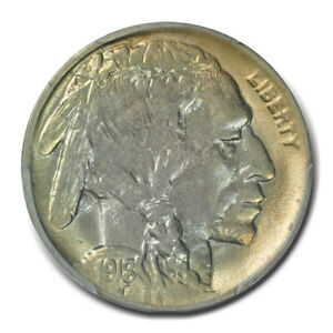 Click now to see the BUY IT NOW Price! 1918/7 D 5C BUFFALO NICKEL PCGS MS62 CAC