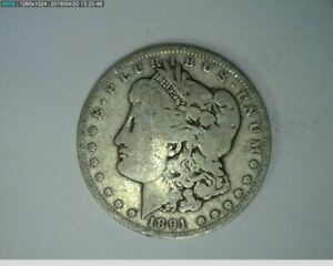 1891 O MORGAN DOLLAR    5 265 5M/O