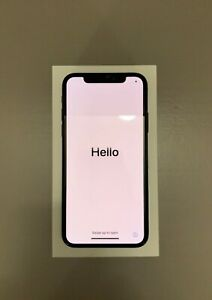 APPLE IPHONE X   64GB   SPACE GRAY  AT&T  A1901  GSM   BLACKLISTED