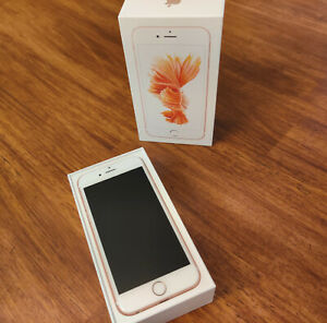 APPLE IPHONE 6S 32GB USED EXCELLENT CONDITION ORIGINAL BOX LOCKED TW W/BONUS