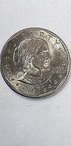1979 D  SUSAN B ANTHONY $1 DOLLAR COIN