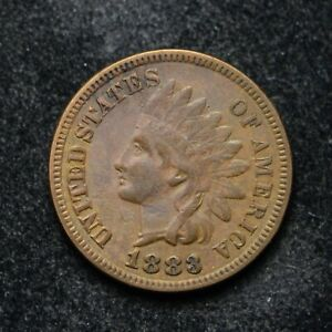 1883 INDIAN HEAD CENT  BB5109