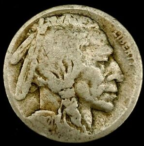 1920 S 5C BUFFALO NICKEL 20CT0919 70 CENTS SHIPPING