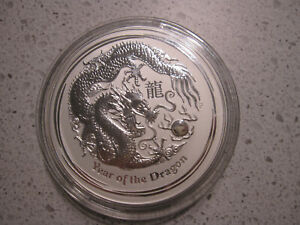 Click now to see the BUY IT NOW Price! 2012 AUSTRALIA .999 PURE SILVER KILO $30 COIN LUNAR SERIES YEAR OF THE DRAGON