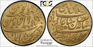 Click now to see the BUY IT NOW Price! INDIA AH1202/19 BENGAL PRESIDENCY MOHUR PCGS MS63