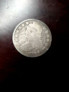 1826 50C CAPPED BUST HALF DOLLAR