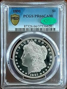 Click now to see the BUY IT NOW Price! 1891 2 ALL TIME U.S. PROOF REGISTRY SET W/O GOLD   PCGS & CAC