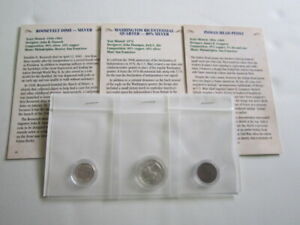 UNKNOWN COLLECTION: ROOSEVELT DIME BICENTENNIAL QUARTER & INDIAN HEAD PENNY